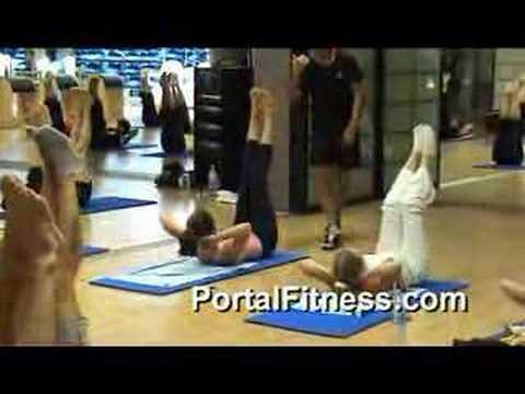 El Auténtico Pilates. Clase Modelo (Parte II)