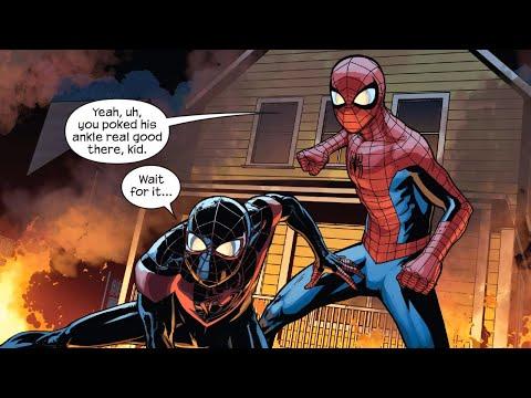 Spider-Man | Revival (Animated Comic Dub Movie)