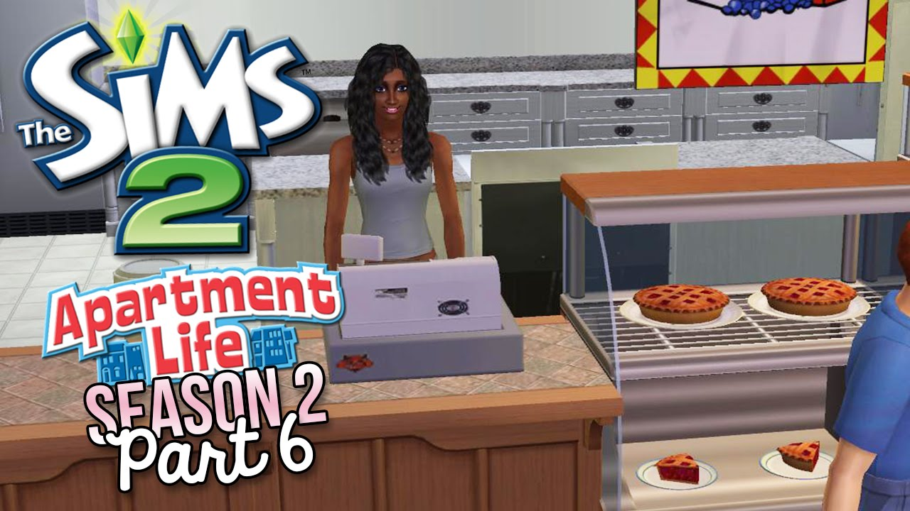 Perfect Letu0027s Play | The Sims 2 Apartment Life [S2] Part 6   Bakery!!   W/Commentary