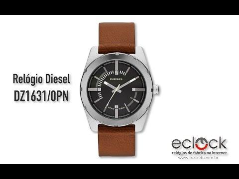 94b8ceccb68 Relógio Diesel Masculino DZ1631 0PN - Eclock