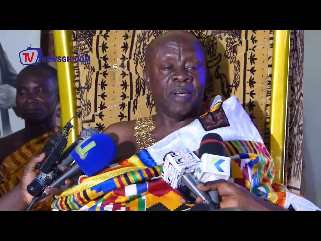 2020 ELUO FESTIVAL, 30TH ANNI, AND 70TH BIRTHDAY OF SEFWI, ANHWIASO MANHENE LAUNCHED AT BIBIANI