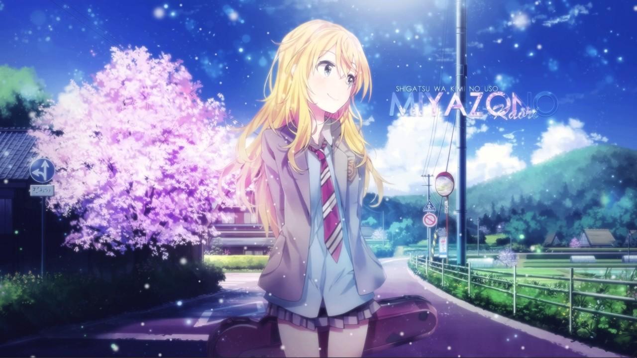 Unduh 77 Background Pemandangan Anime Hd HD Terbaru
