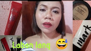GO TO MAKE UP NG BAGUHAN FEAT. RED LOGO KOREAN BEAUTY, AVON, FACE SHOP, BYS & MARY KAY