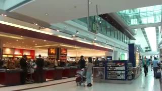 Inside Dubai International Terminal 3 Airport   YouTube