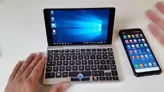 GPD POCKET - 5 THINGS I LIKE/HATE - 8GB + 128GB SSD