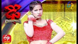 Mansi Performance | Dhee Champions | 5th August 2020 | ETV Telugu