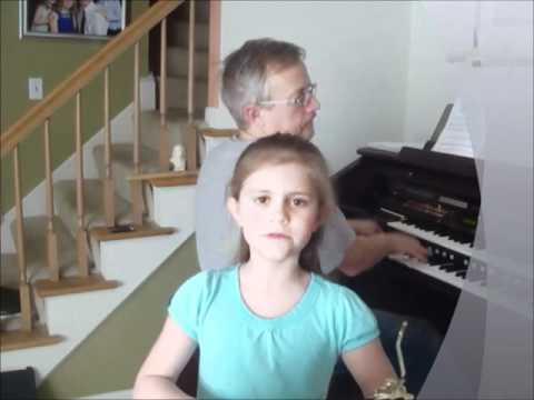 Maryanna's audition Annie