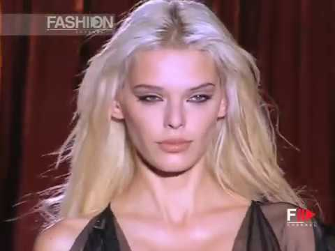 ELIE SAAB  Haute Couture Fall Winter 2003 Paris by Fashion Channel