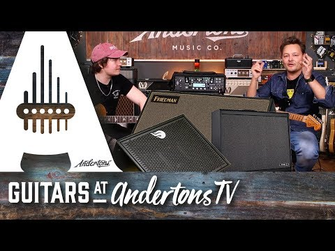 Powered FRFR Cabinets Shootout - Line6 vs Atomic vs Friedman