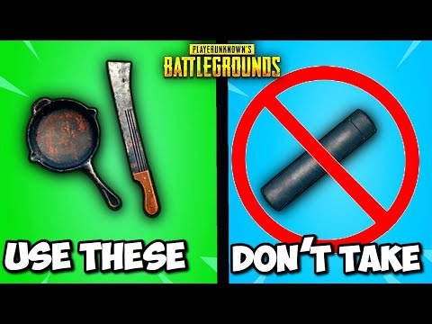 10 PRO Tips To INSTANTLY Get Better At PUBG! (cracked Tricks)