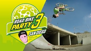 Road Bike Party 3 - San Diego(RBP 3 has landed! Presented by Martyn Ashton and starring Sam Pilgrim, Road Bike Party hits the Californian dirt. Subscribe to GCN: ..., 2014-12-23T12:00:10.000Z)