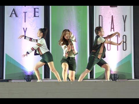 PUC Dance crew (Mizo lamthiam)