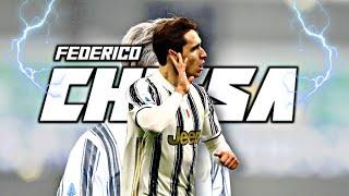 Federico Chiesa Skills and Goals Juventus 2020 21 season Rainbow Flick
