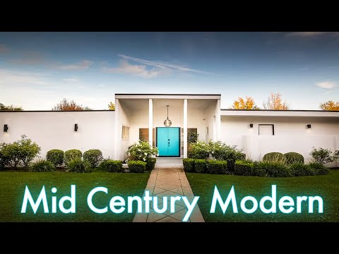 Inside An Affordable Los Angeles Mid Century Modern Home