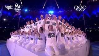 Este viernes 09 de octubre John Lennon hubiese cumplido 75 años. Así lo recordaron en la clausura de los Juegos Olímpicos de Londres 2012.