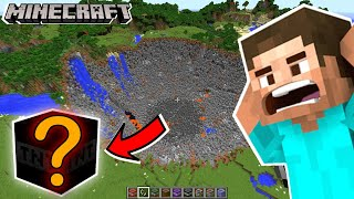 THIS TNT DESTROYED HALF OF THE MINECRAFT WORLD