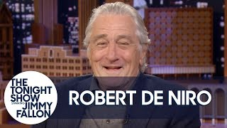 Robert De Niro Explains How He De-Aged 50 Years in The Irishman