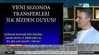 Galatasaray Transfer Haberleri  | Trezeguet, Babel, Şener