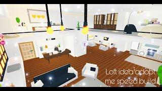 ✨Treehouse (part 2)    Loft idea    Roblox Adopt Me✨