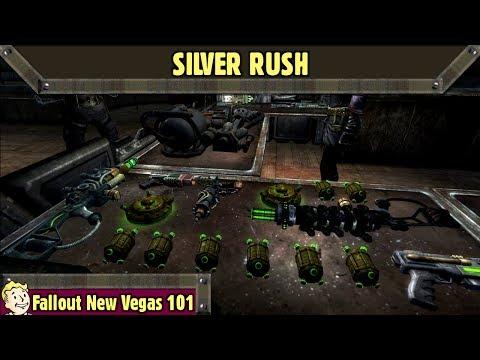 Fallout New Vegas 101 : Silver Rush