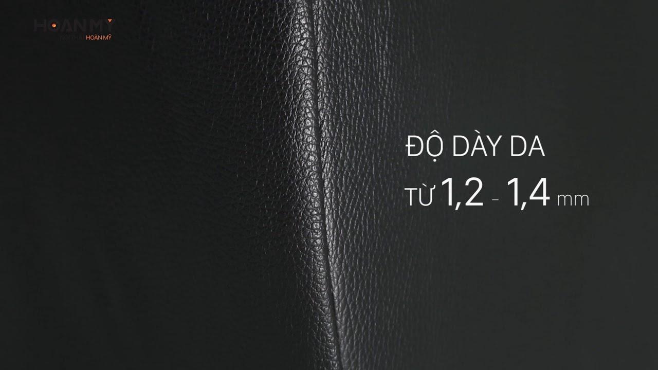 Sofa góc Hoàn Mỹ – Veneto (M)-TL5