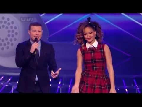 Rihanna - We Found Love (live in X Factor)