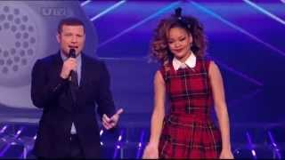 Rihanna - We Found Love (live in X Factor) mp3