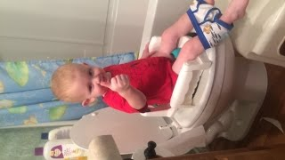 HOW TO POTTY TRAIN IN 1 DAY