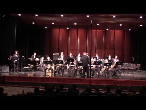 Round Rock HS Band Spring Concert - Jazz Band A
