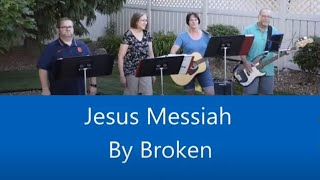 Broken   Jesus Messiah