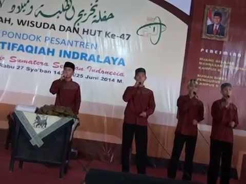 Haflah ke-47 Ponpes Al-Ittifaqiah Indralaya 2014 (part 1)