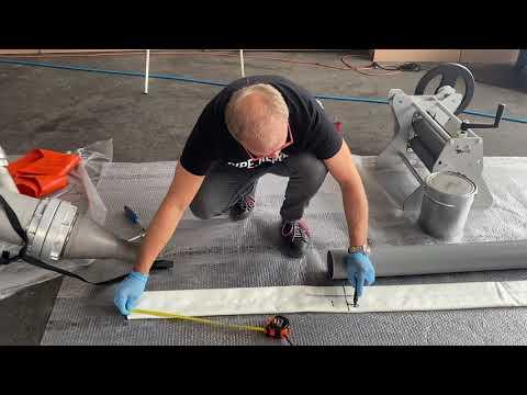 CIPP Lining Installation Training From Sanikom