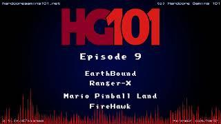 Top 47k Games Episode 009 - EarthBound, Ranger-X, Mario Pinball Land, FireHawk