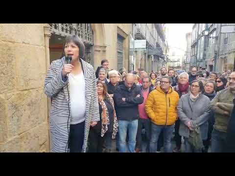 Pontón anima a soñar cunha Galicia liderada por unha muller nacionalista