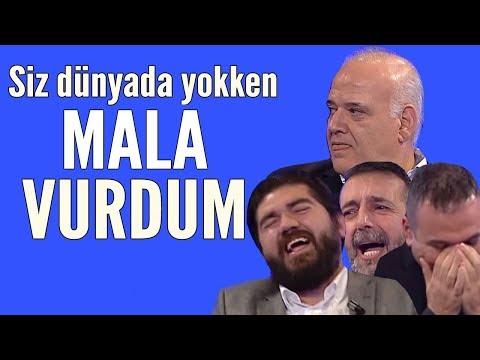 """Derin Futbol'da """"mala"""" Muhabbeti - Altın Mala Ertem'e Gitti"""
