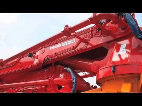 Samil Giant Concrete Pumps MovieHD