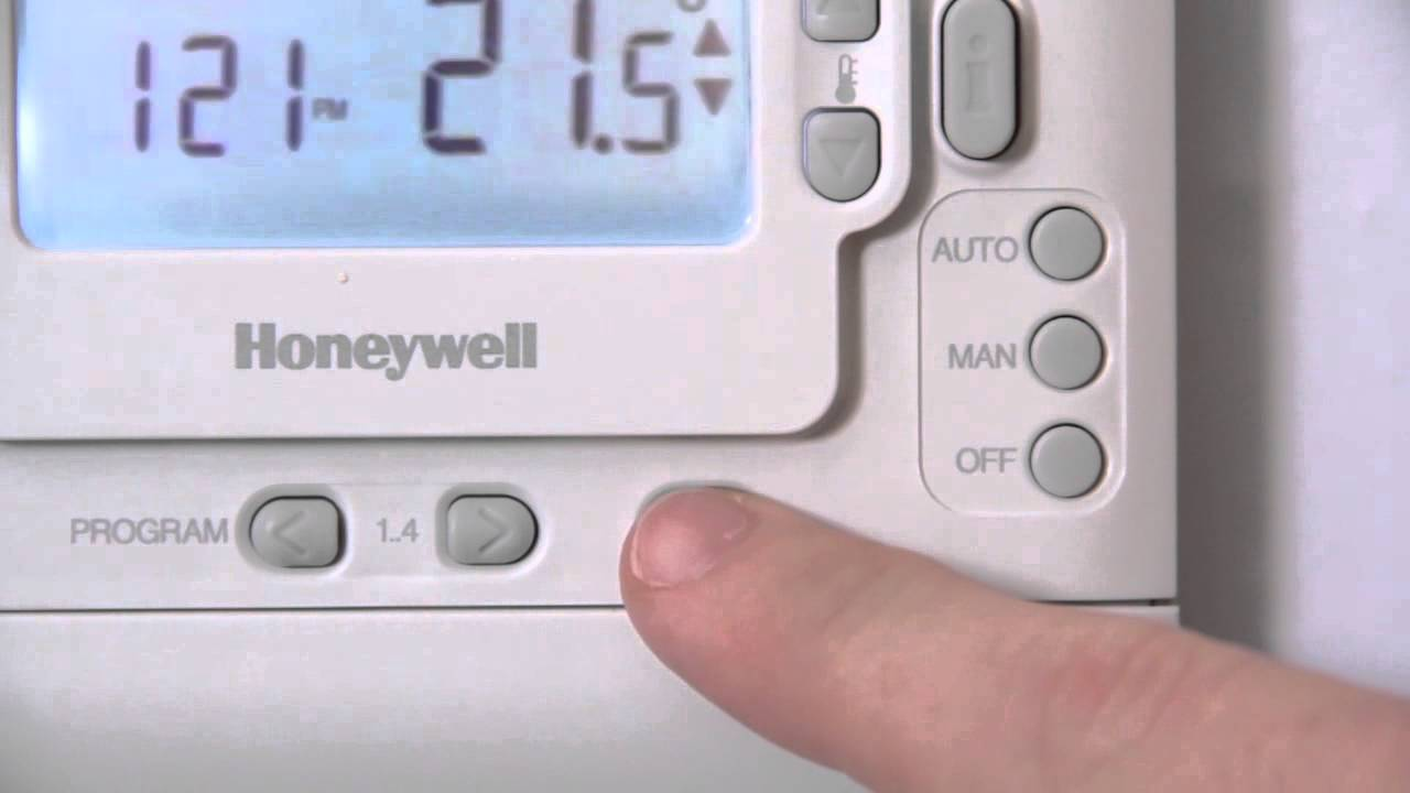 Honeywell Cm707 Manual Youtube