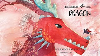 My Children's Book Video - The Knight and the Dragon!