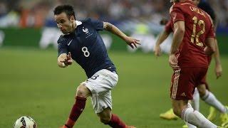 France - Espagne 2014 : 1-0