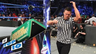 Top 10 SmackDown LIVE moments: WWE Top 10, June 12, 2018