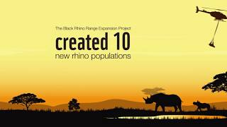 WWF's approach to rhino conservation
