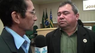 Comissão de Vereadores de Morada Nova vão assembleia em busca de soluções de problemas para o Munic
