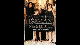 Римские загадки 1-й сезон ( 6-10 серии )