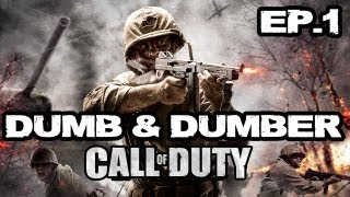 Call of Duty: World at War | Ep.1, Dumb and Dumber | Co-op
