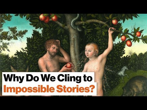 Why Mythological Stories Are Tools for Deep Thinking: The Power of Adam and Eve | Stephen Greenblatt