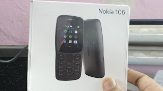 Nokia 106 Perfect Classic Phone :: Unboxing & Review