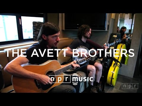 The Avett Brothers: NPR Music Field Recordings