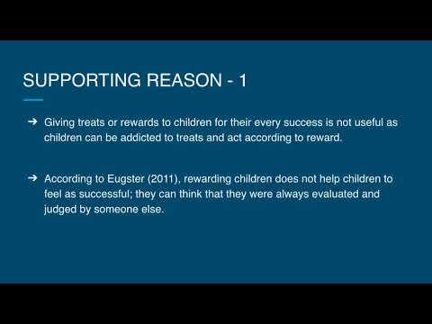 REWARDING CHILDREN - 2