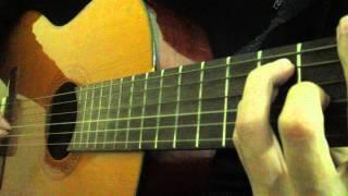 Chỉ cần em vui để anh được vui guitar cover