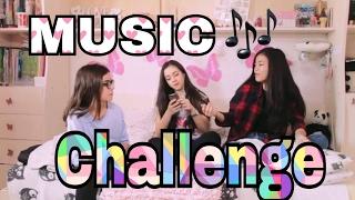 Music Challenge BiBi, Ada si Denisa